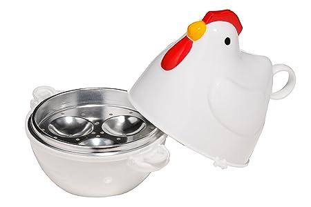Premier Housewares - Hervidor de Huevos para microondas, diseño de ...