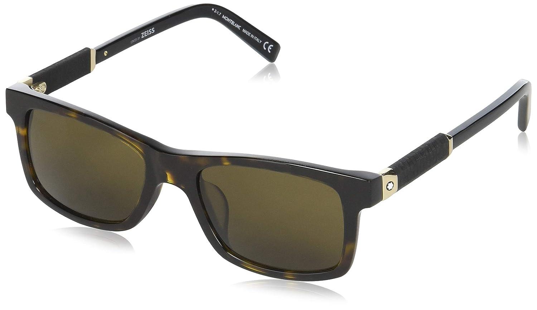 MONT BLANC Women''s MB646S-F 5452J Sunglasses, Multicolour (Mehrfarbig), 48