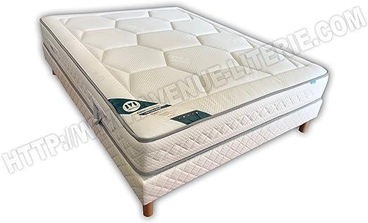 Mérinos Conjunto Pack Recarga 140 x 190: colchón + somier ...