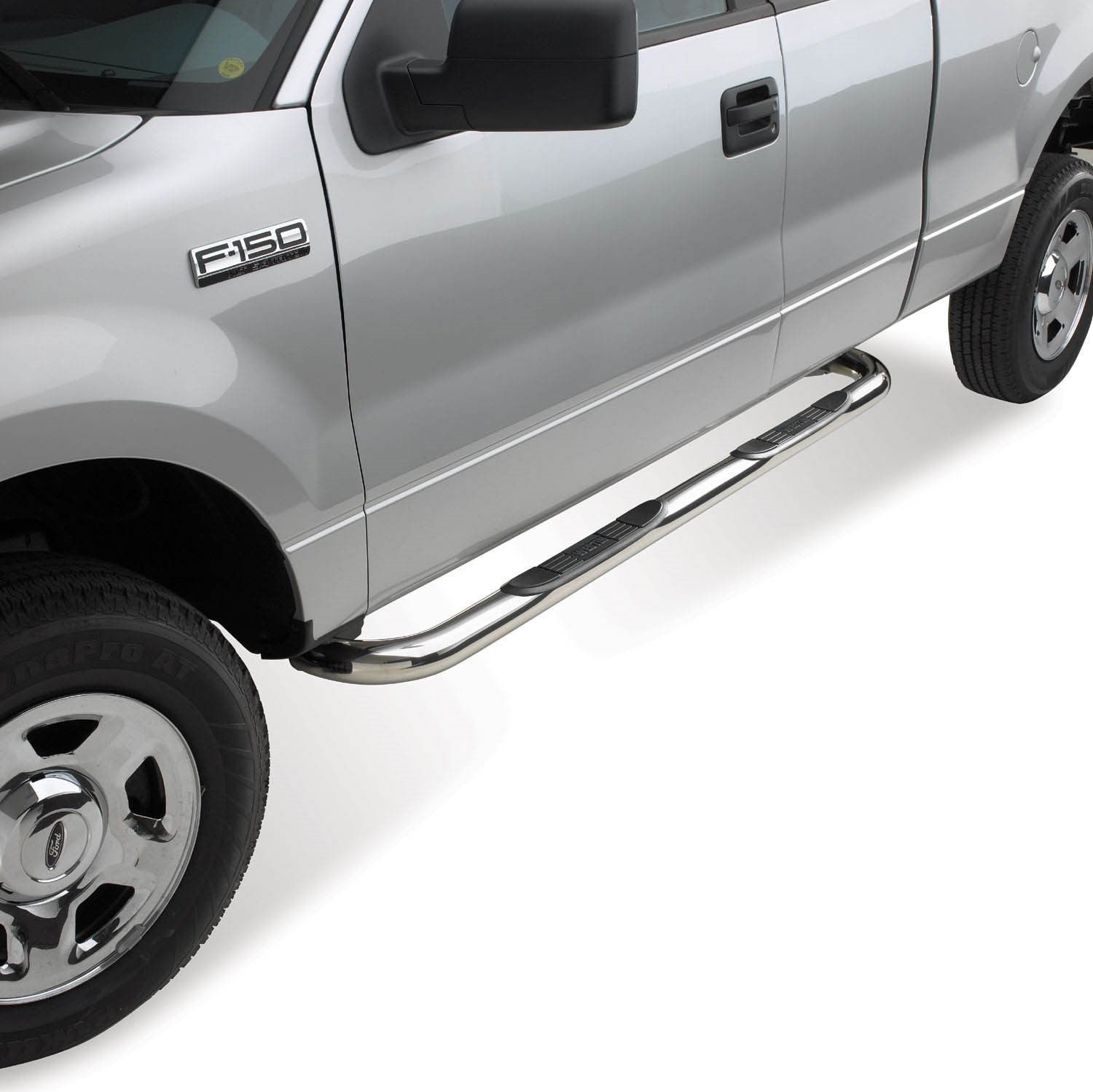 Amazon.com: Westin 23-1310 Polished Step Bars: Automotive