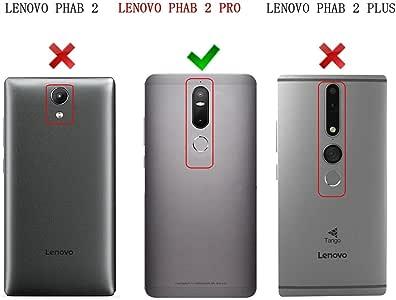 Lenovo Phab 2 Pro carcasa funda / funda / caso, KuGi ® Lenovo Phab ...