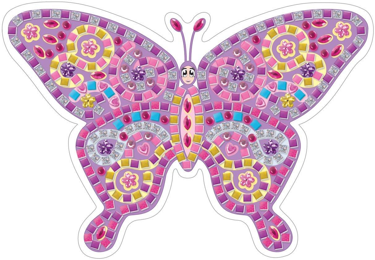Uncategorized Images Of Butterflies For Children amazon com sticky mosaics butterflies toys games