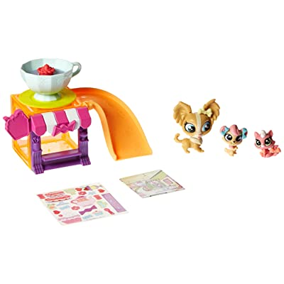 Littlest Pet Shop Sweet Shoppe Themed Style Pack: Toys & Games