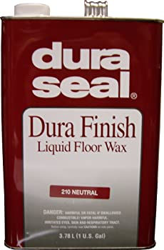 Dura Finish Neutral Color Hardwood Floor Liquid Wax