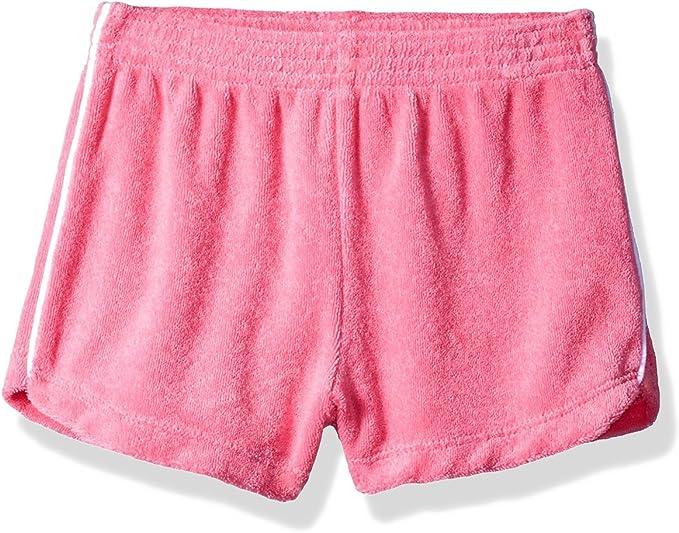 Gymboree Girls Little Printed Drawstring Shorts