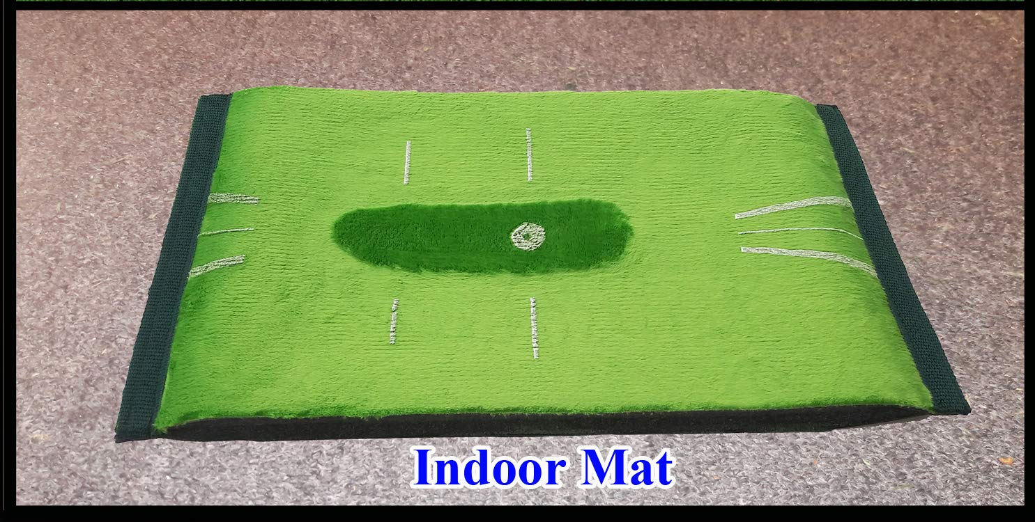 ACU-Strike Impact ゴルフトレーニングマット  Indoor B07K6QCQ54