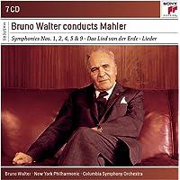 Bruno Walter Conducts Mahler [Importado]
