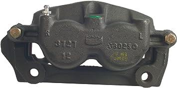 Cardone 18-4634 Remanufactured Domestic Friction Ready Unloaded Brake Caliper A1 Cardone