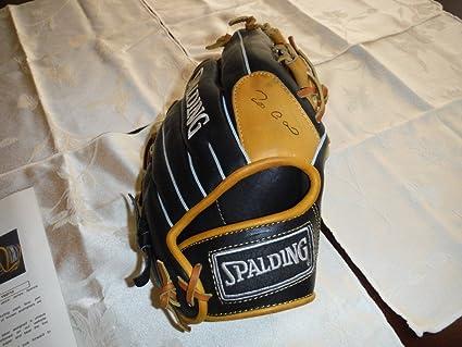 Robinson Cano Autographed Signature Game Used Ny Yankees Spalding ... e478bf7c552