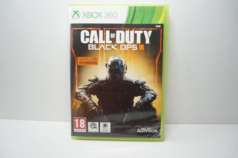 ACTIVISION Call of Duty, Black Ops 3 Xbox 360: Amazon.es: Electrónica