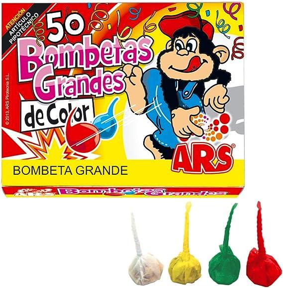 ARS - BOMBETA GRANDE (50): Amazon.es: Juguetes y juegos