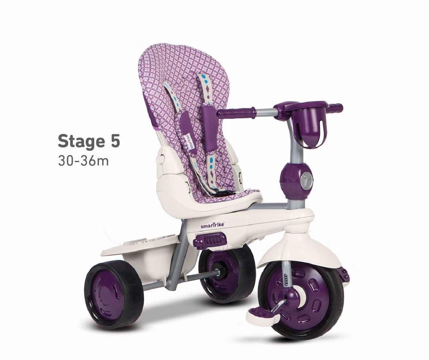 smarTrike® Explorer 5 in 1 Trike - Purple