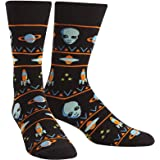 Sock It To Me Men's Space and Alien Socks