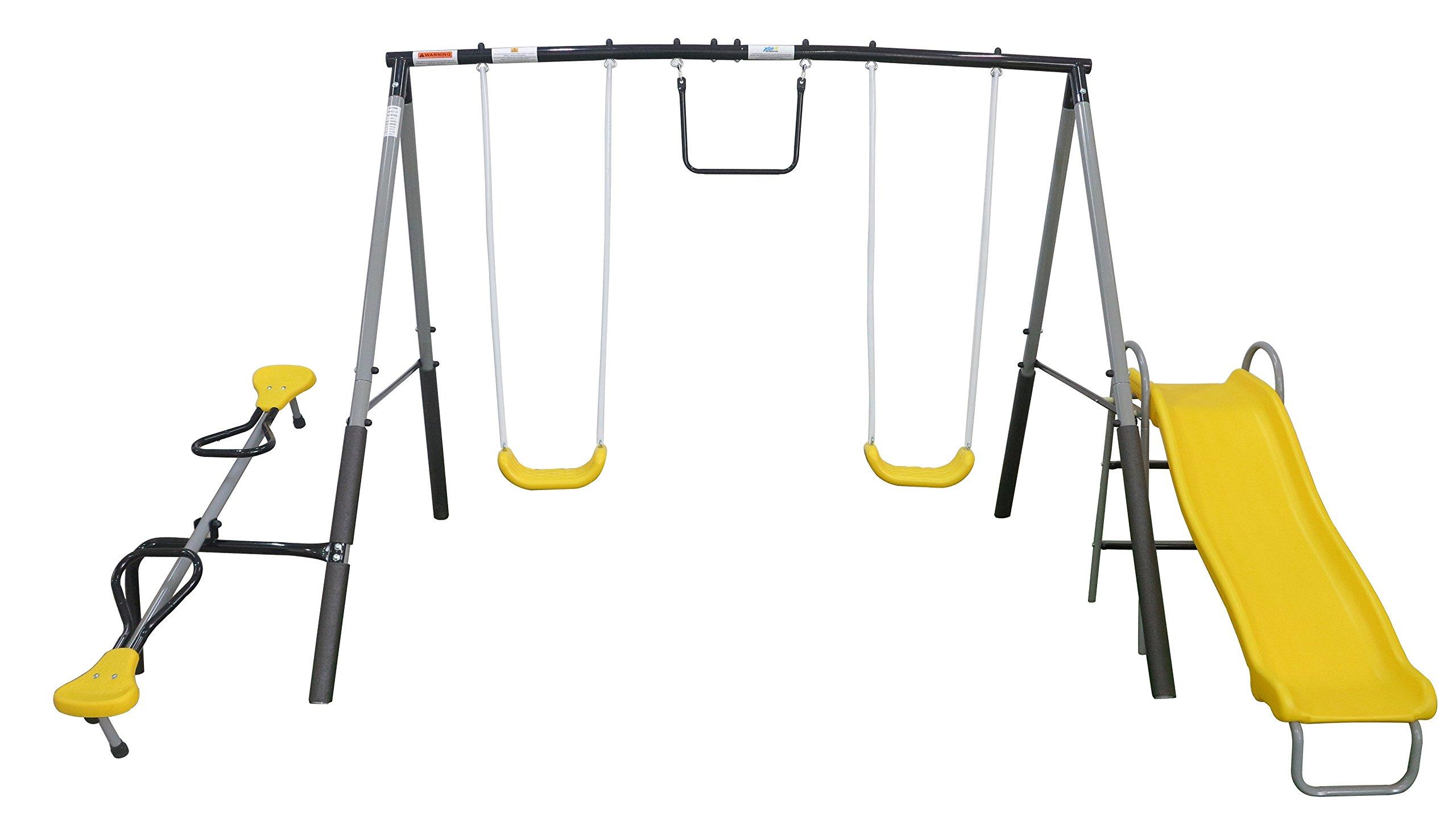 XDP Recreation ''The Titan'' Swing Set by XDP Recreation
