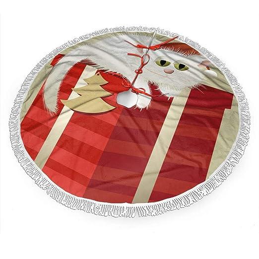 sexy world Falda de árbol de Navidad - Falda de árbol de Navidad ...