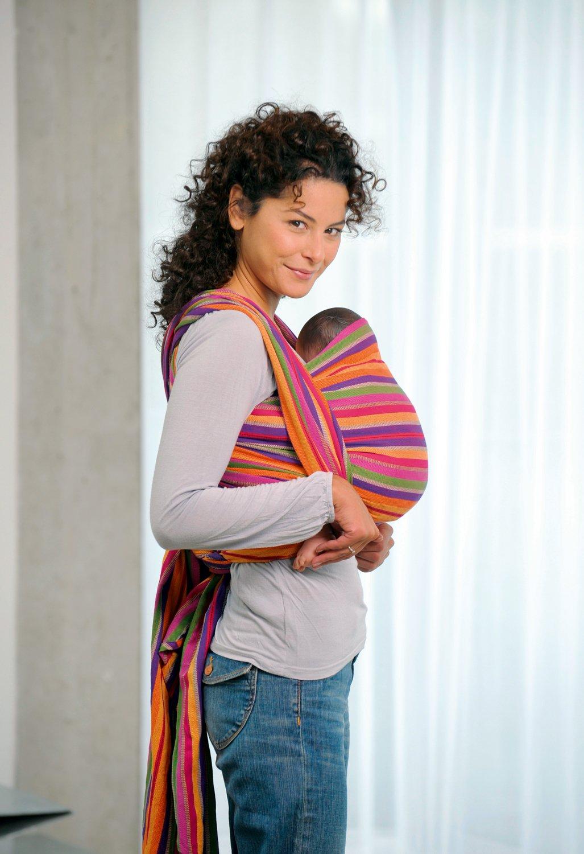 6d3cde8465d2 Amazonas Baby Fascia Porta Bebè, Carry Sling Kalahari, 510 cm AZ-5060471
