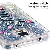 S5 Case Glitter, Galaxy S5 Case, Cattech Liquid