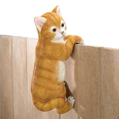 Summerfield Terrace 10016383 Climbing Cat Decor, Multicolor: Home & Kitchen