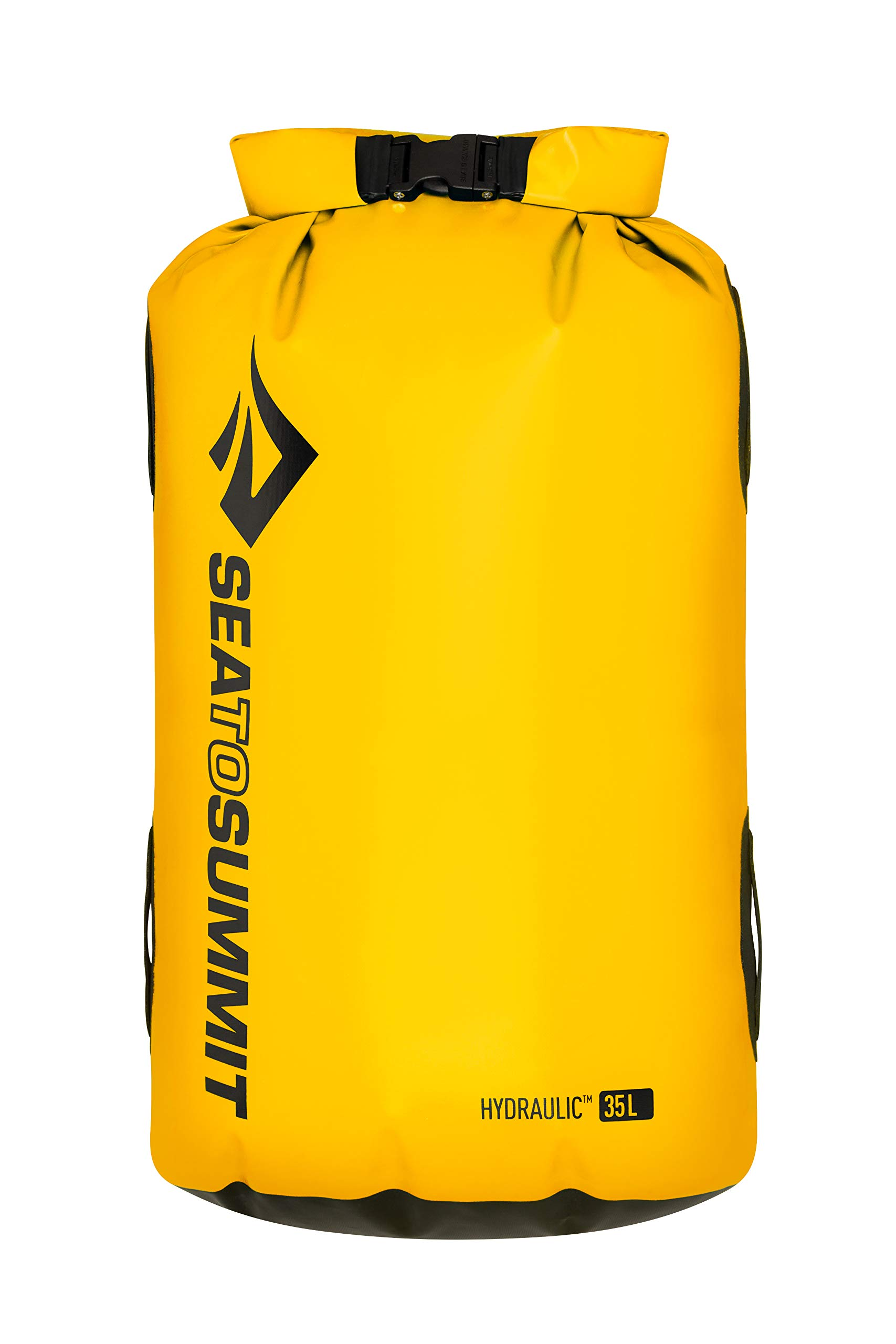 Sea to Summit Hydraulic Dry Bag - Yellow 35L by Sea to Summit