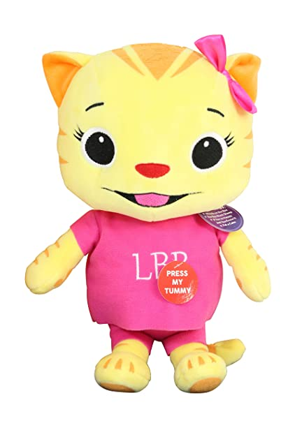 Little Baby Bum Singing Plush Kitten