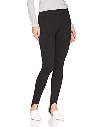 7f1edd7f8c Amazon.com: Daily Ritual Women's Stirrup Ponte Legging: Clothing