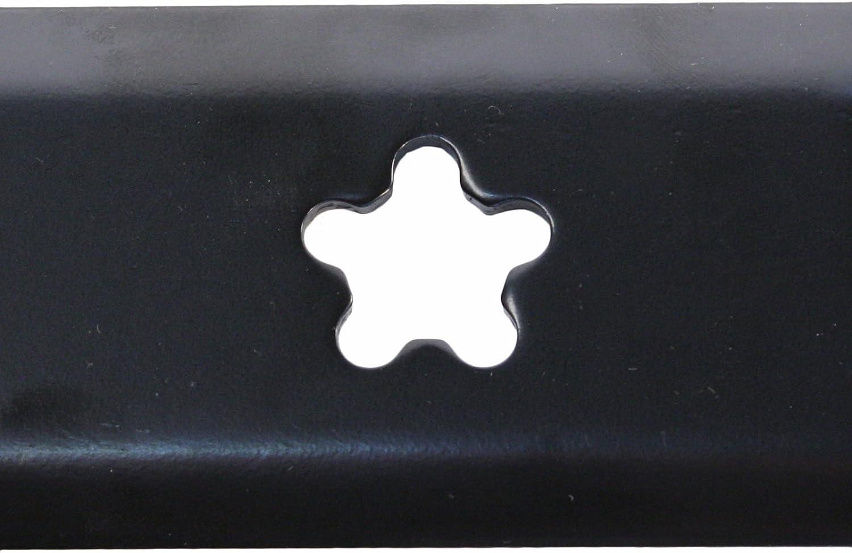 Amazon.com: EE. UU. Cuchillas de cortacésped (4) para AYP ...