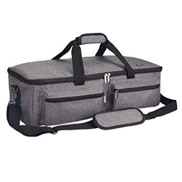 2d5b03ade9 Luxja Carrying Bag Compatible with Cricut Explore Air 2