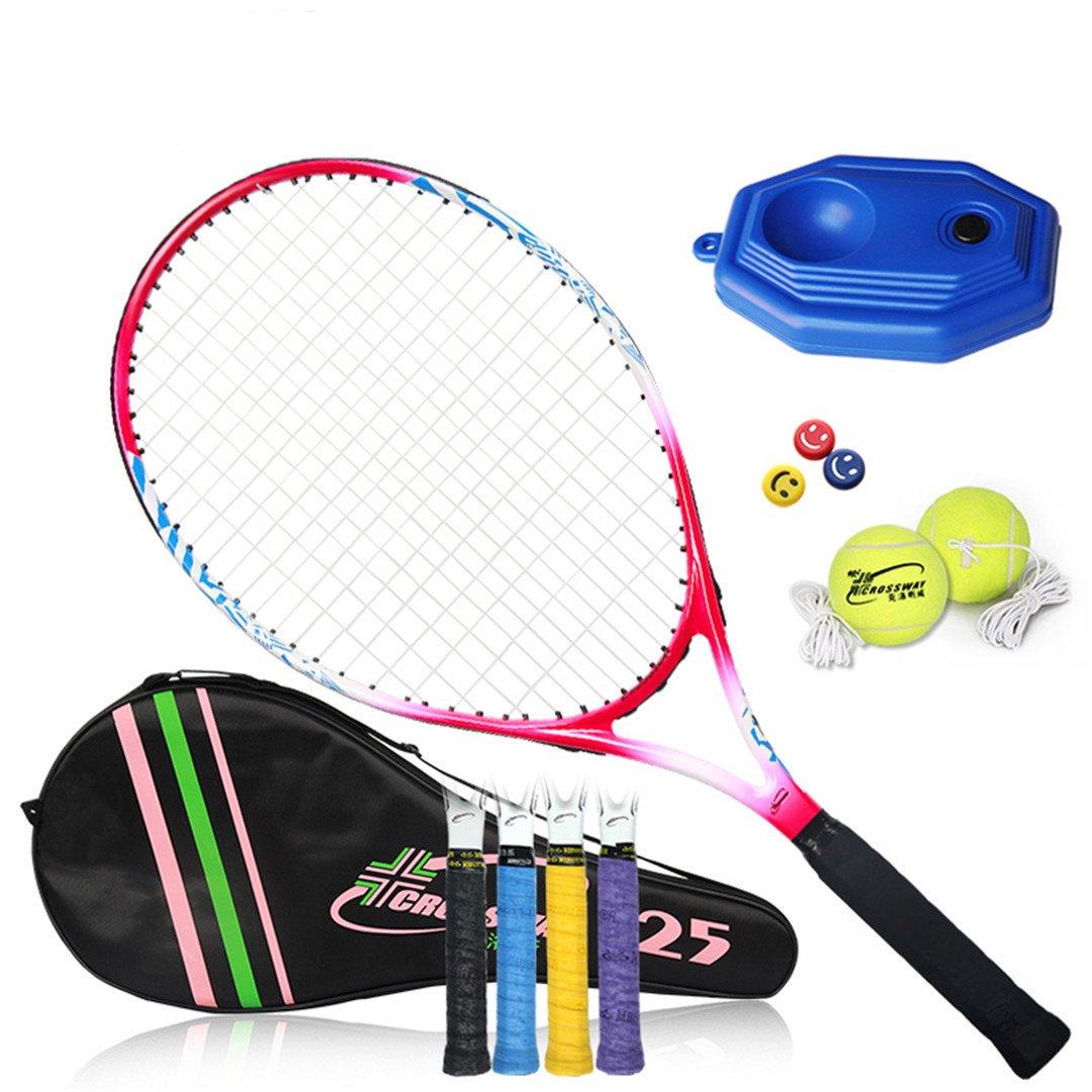 【名入れ無料】 25-inch子供のテニスラケット超軽量カーボンファイバーと第2学校初心者Single Suit Suit beginner025 グリーン グリーン B07FSFFY4J B07FSFFY4J, 朽木村:3ea5d1a8 --- arianechie.dominiotemporario.com