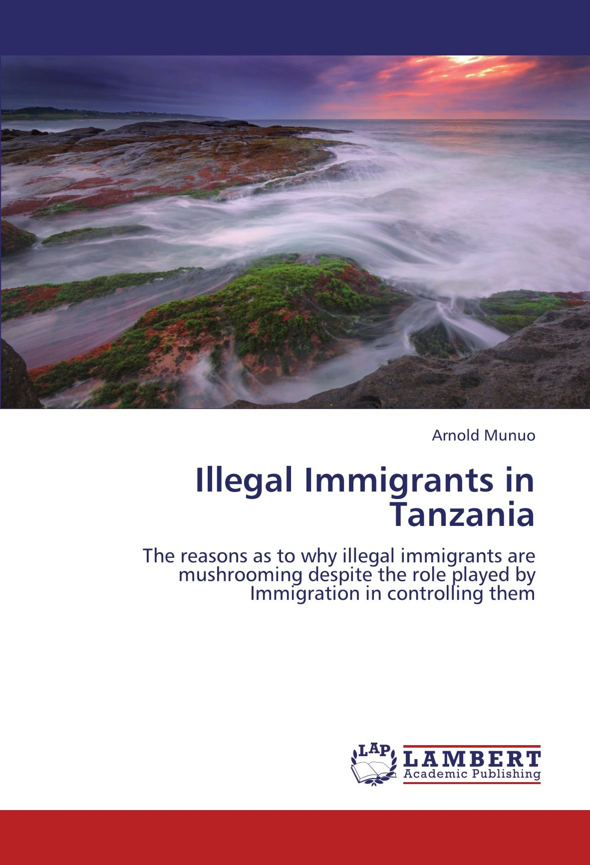 Download Illegal Immigrants in Tanzania: The reasons as to why illegal immigrants are mushrooming despite the role played by Immigration in controlling them ebook