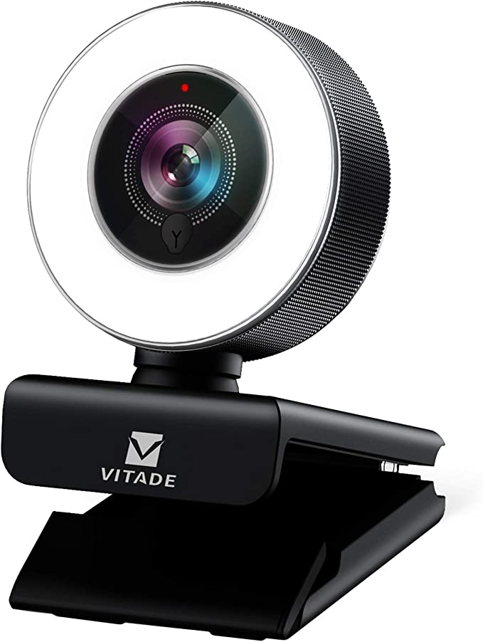 PC Webcam for Streaming HD 1080P