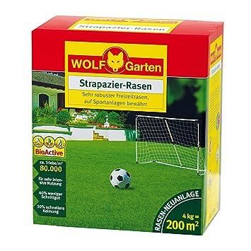 WOLF Garten Strapazier Rasen LJ 200; 3821050