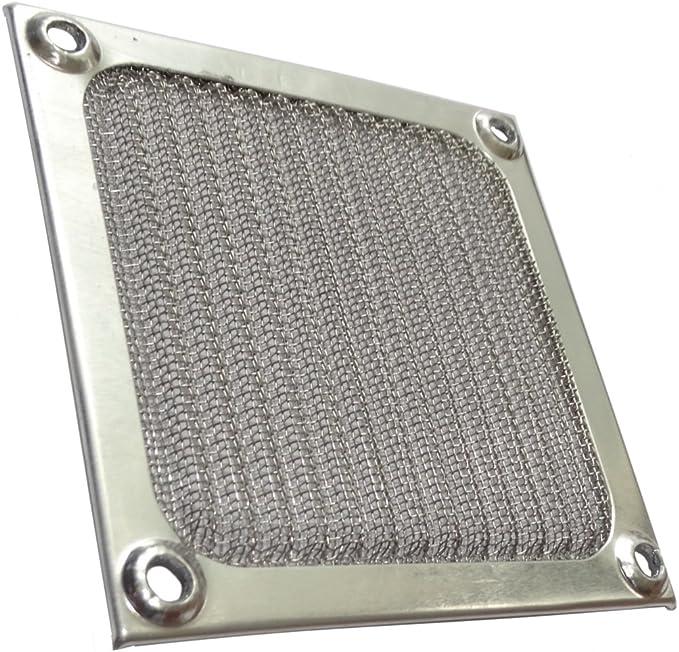 AERZETIX: Rejilla de protección 80x80mm ventilación con blindaje ...