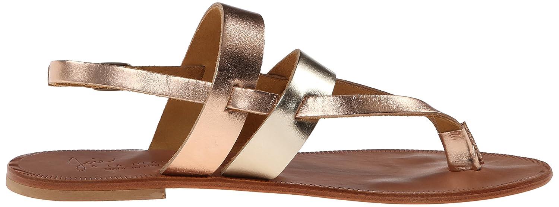 Joie Women's Positano Flat Sandal B00DF0ORZG 39 M EU / 9 B(M) US|Platinum/Rose Gold