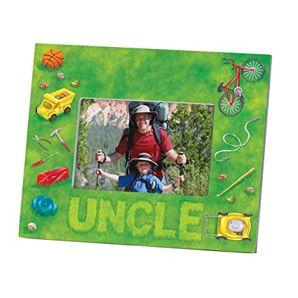 Amazon.com - Fox Valley Traders Lawn Words Uncle Frame -