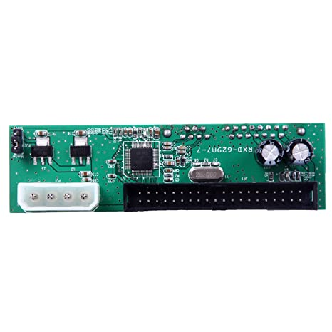 HDE IDE/EIDE/PATA Computer to SATA Hard Drive Interface Adapter for PC and  Mac