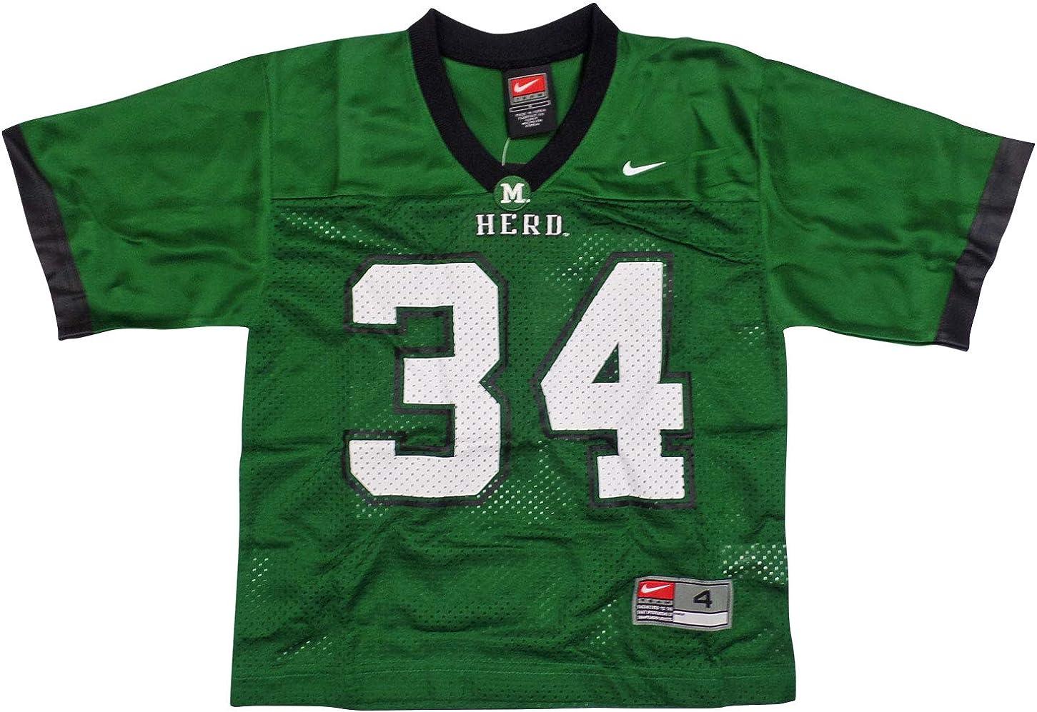 Amazon.com : Nike Marshall Thundering Herd (University of) Kids ...