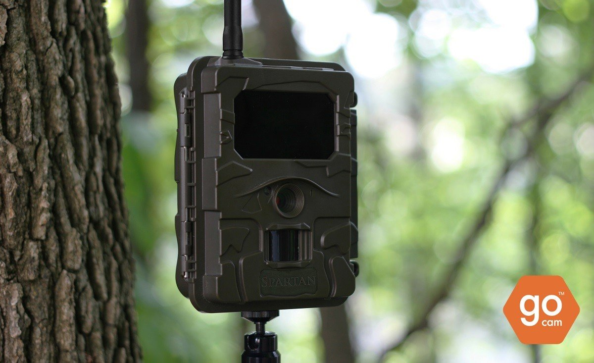 Spartan HD GoCam (AT&T Camo Version) 3G Wireless, Blackout Infrared (2-year warranty) by HCO Outdoor Products (Image #4)