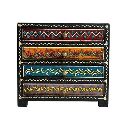 Jaipur handicrafts hub Madera maciza grande incluye cajonera ...