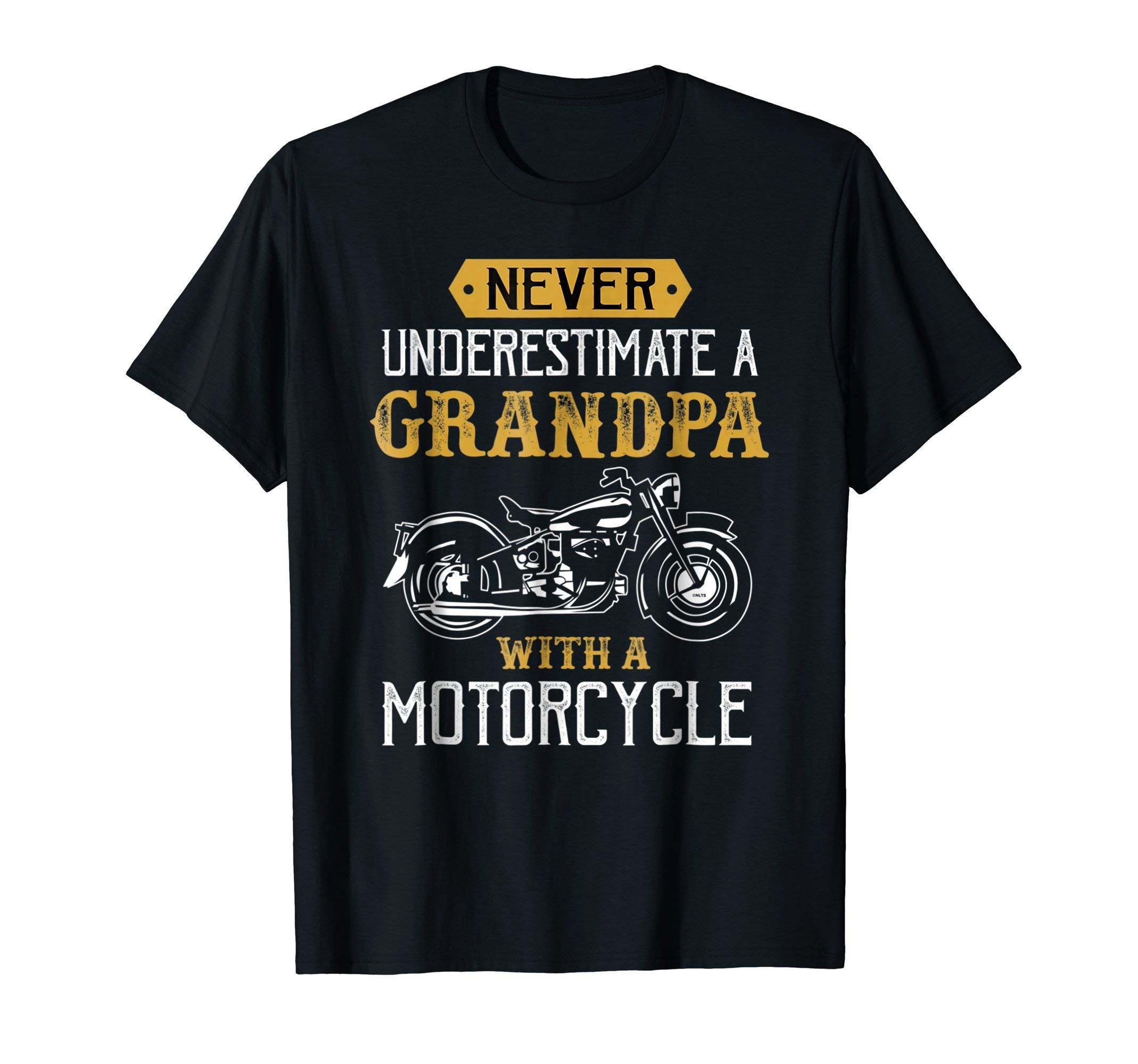 Never-Underestimate-a-Grandpa-with-a-motorcycle-T-Shirt-Gift