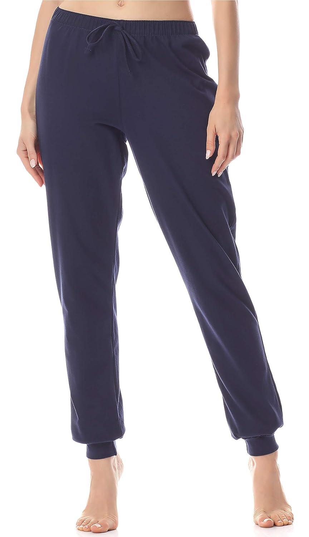 Ladeheid Pantalones de Pijama Ropa de Casa Mujer LA40-121