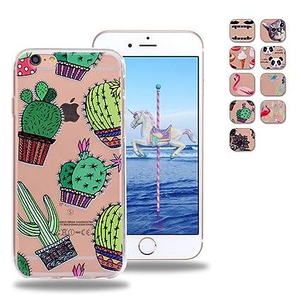 Amazon.com: OuDu iPhone 6 / iPhone 6S TPU Case 4.7