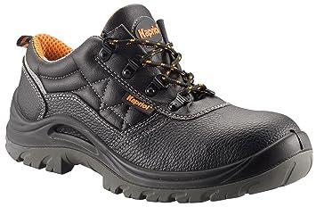 Zapatos de seguridad bajos Hornet negro Kapriol