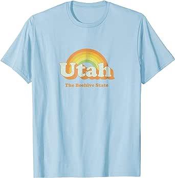 Tenacitee Babys Living in Iowa Utah Roots Shirt