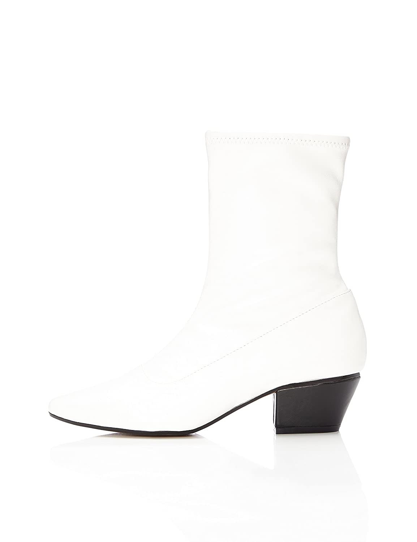 Find Botas de Puntera para Mujer40 EU Blanco (White)