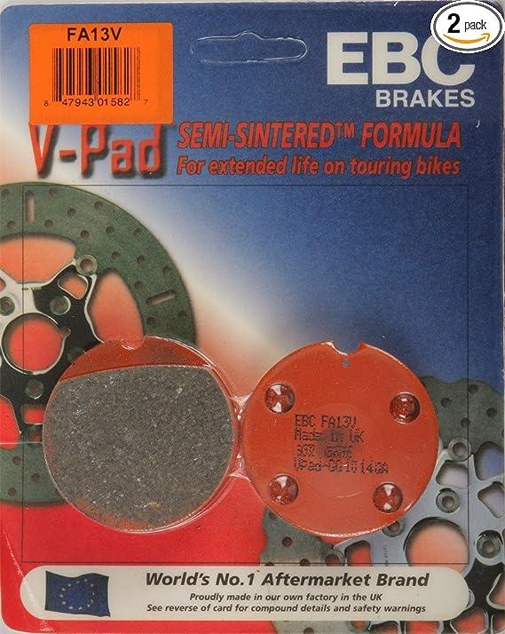 EBC Brakes FA70 Disc Brake Pad Set