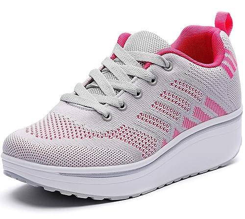Amazon.com: DADAWEN - Zapatillas de tenis para mujer ...