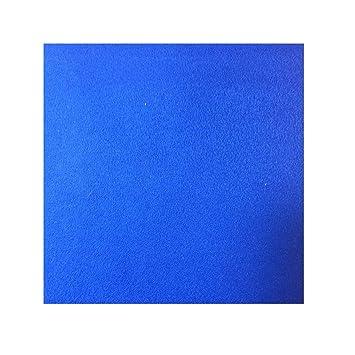 Amazon Com Mybecca Royal Blue Suede Microsuede Fabric Upholstery