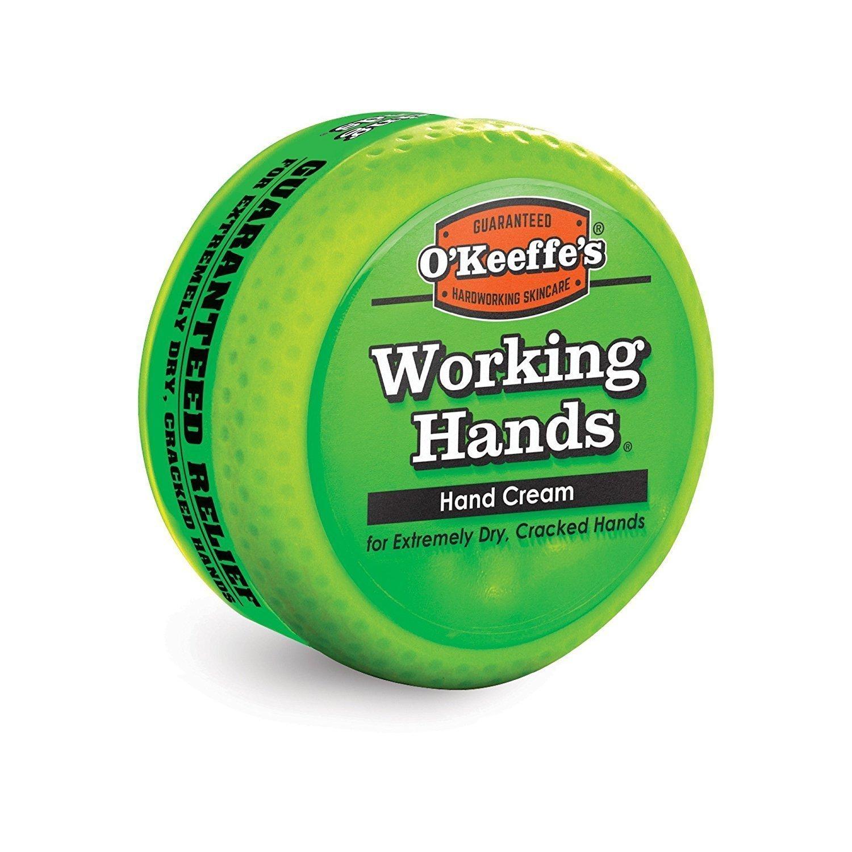 2 X O'Keeffe's® Working Hands® Hand Cream 96g Jar O'Keeffe's