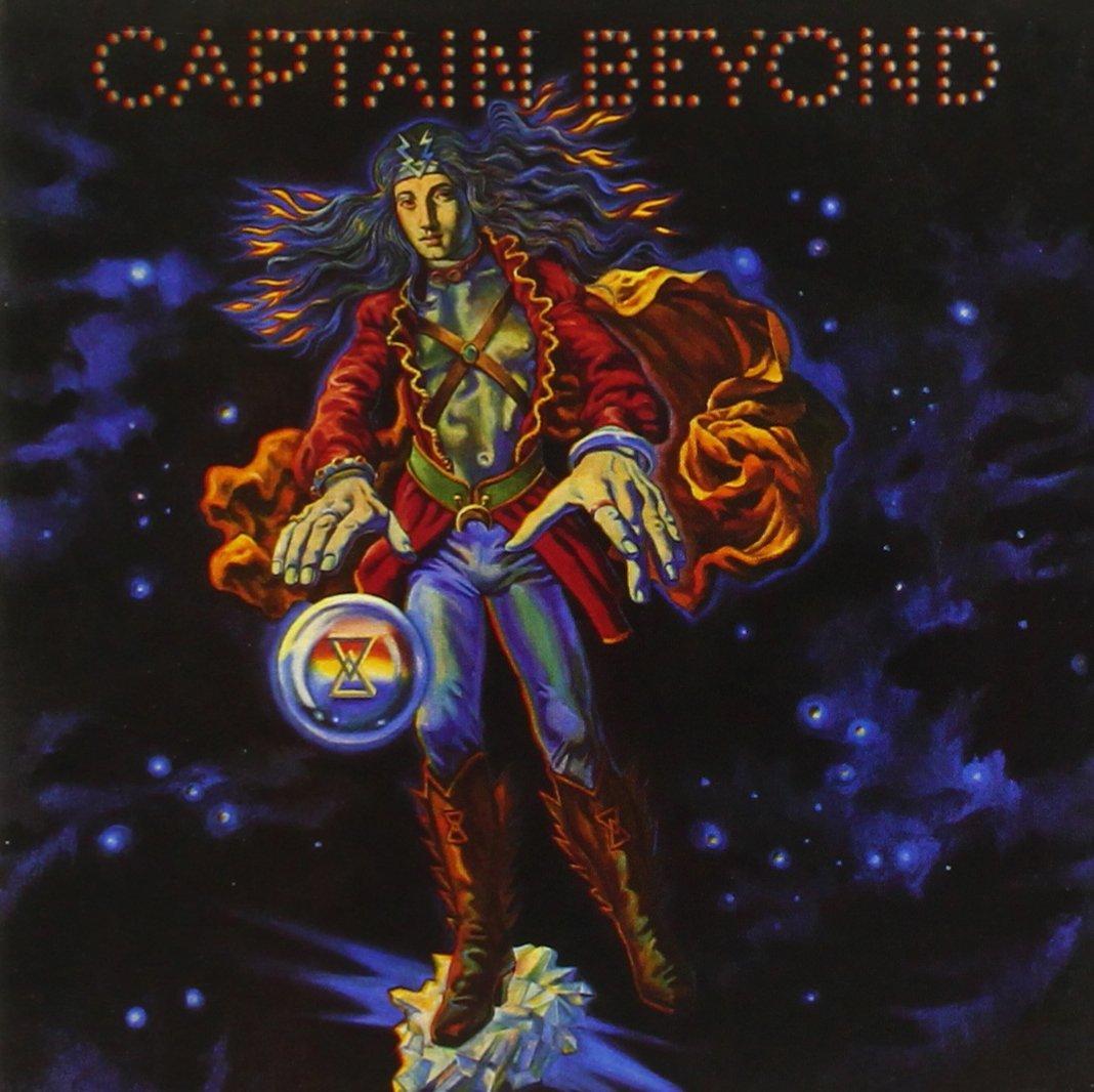 CD : Captain Beyond - Captain Beyond