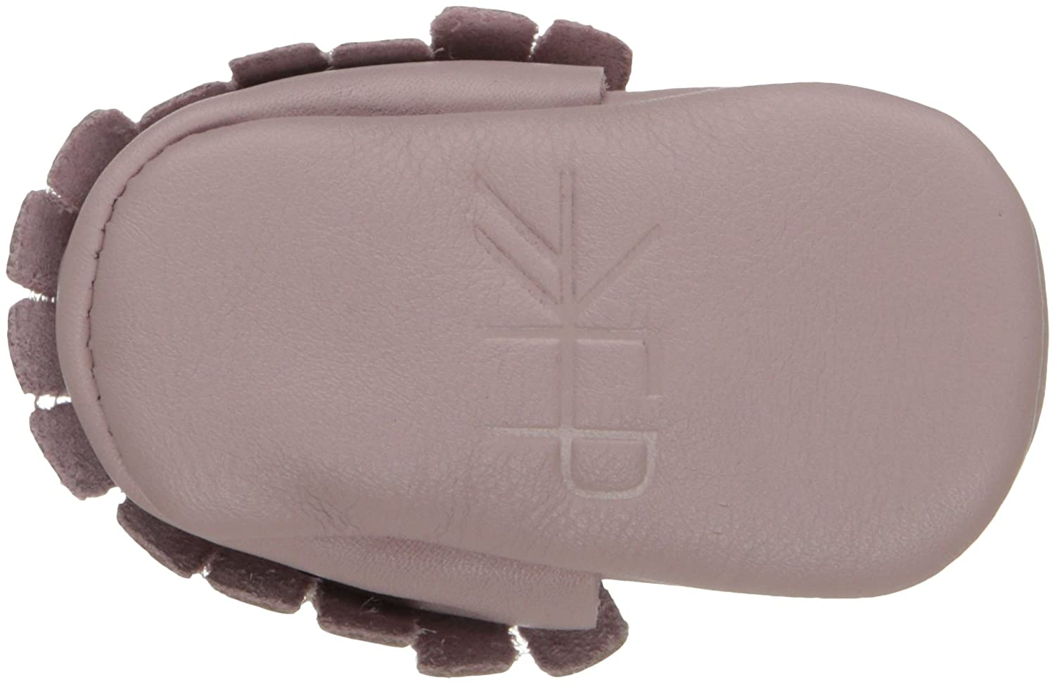 K Infant//Toddler Blush 3 M Blush Freshly Picked Girls Soft Sole Moccasins